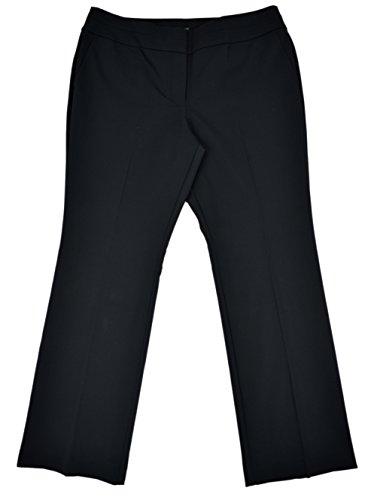ann-taylor-womens-signature-fit-straight-leg-trousers-pants-black-4