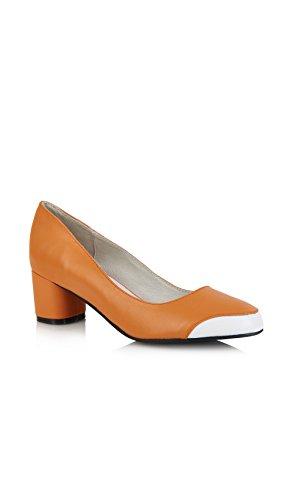 Shoes Orange Yull Escarpins Femme Escarpins Shoes Yull v6wWY5