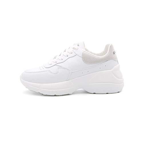 Bianche Autunnali Scarpe Eu36 Piccole colore uk3 Femminili cn35 Sportive Size 5 White Donna Primaverili Ff wZ5YxqWq