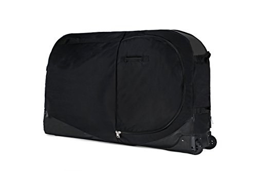 Swane high end 27.5 inch padded Bike Travel Bag with wheels Cycling Transport Bag by Swane