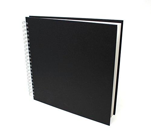 Artway Studio - Quaderno da disegno spiralato - Cartoncino senza acidi - Copertina rigida -170g/m² 48 pagine - A5 Ritratto Artway Ltd