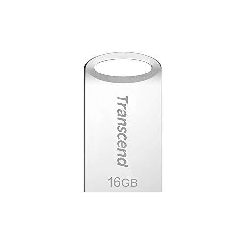 Transcend 16GB JetFlash 710 USB 3.1/3.0 Flash Drive (TS16GJF710S) (Metal 16 Gb Drive Flash Pny)