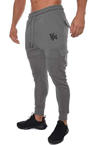 men s gym joggers cargo style pants