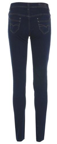 Damen Stretch Slim Fit Denim Jeans Damen Hosen Größe 6–14