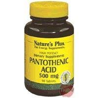Acide pantothénique 1000 Time