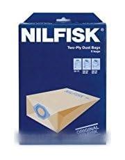 Nilfisk Advance - Bolsas para aspiradora GM80, 5 unidades