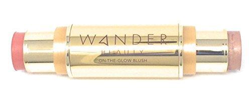 Wander Beauty On-the-Glow Blush & Illuminator - Coral Rose/Nude Glow