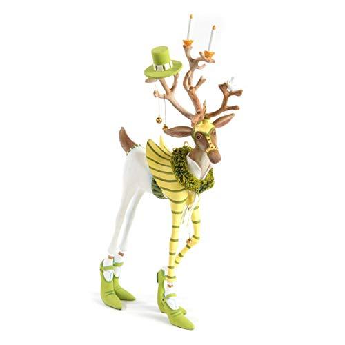 Patience Brewster Krinkles Dash Away Prancer Reindeer Figure
