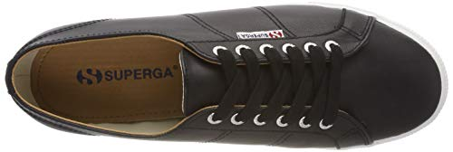 white Schwarz Sneaker Donna 2790 Superga Black Nappaleaw C39 wnxqfYgUR8