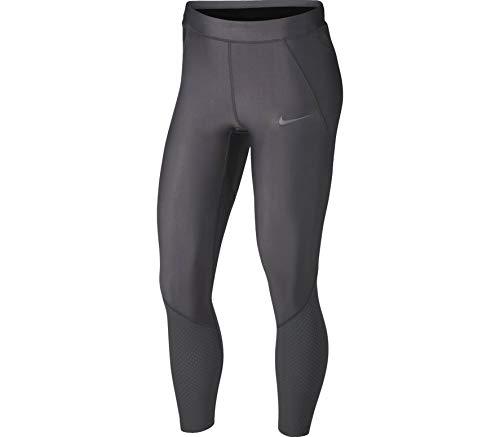 NIKE Women's Speed Cool 7/8 Running Tights (Gunsmoke, Small) by Nike (Image #1)