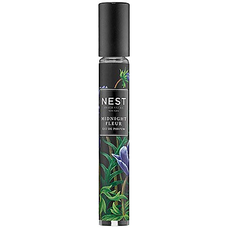 NEST Midnight Fleur Rollerball 0.28 oz Eau de Parfum Rollerball Fragrance for Women ()