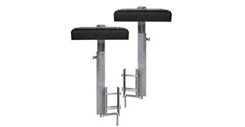 K&A Company Boat Trailer Solid Bar Bow Support Steel Frame Set Set of 2 2' - 2' 10 Inches by K&A Company (Image #2)