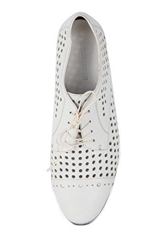 EU Lacets Gerry Chaussures Blanc GW1 Samples Femme 37 Pour Weiß Ville de Weber Original Weiß 024 à BwCzFSZqBW