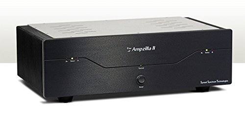 Photo SST Spread Spectrum Technologies Son of Ampzilla II Stereo Amplifier- Black