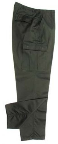 Pantalon de combat US BDU, Olive 01304b Vert Vert olive XXXL