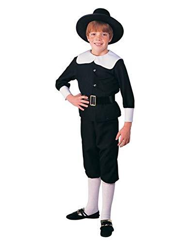 Deluxe Colonial/Pilgrim Boy Child