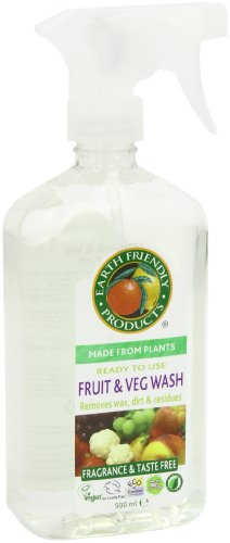 Earth Friendly Products Fruit & Vegetable Wash, 17-Ounce Bottle (Pack of 6) by Earth Friendly Products (Image #6)
