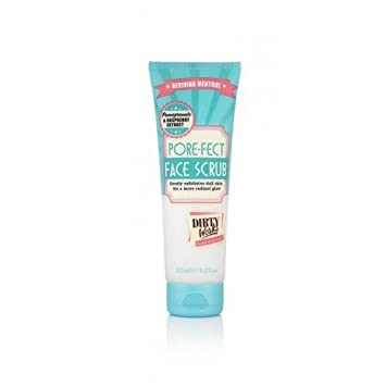 Amazon.com: Dirty Works Pore – Fect Face Scrub 125 ml: Beauty