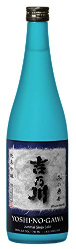Yoshinogawa Winter Warrior Junmai Ginjo, 720 mL