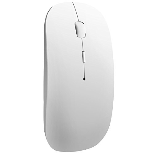 Tonor Portable Ultra Slim Bluetooth 3.0 Wireless Optical Mouse...