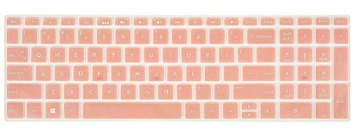 iKammo Keyboard Cover Skin Compatitle 17.3 HP Envy 17M 17M-AE011DX 17M-AE111DX 17M-BW0013DX,HP Pavilion x360 15-BR075NR,HP Pavilion 15-BS 15-BW 15-CC 15-CB 15-CD,HP Envy x360 15M-BP 15M-BQ