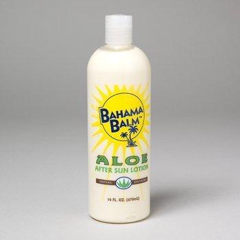 Bahama Balm Aloe After Sun Lotion 16 Oz (Pack of 3)