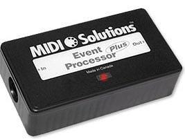 MIDI Solutions Event Processor Plus MIDI Event Processor