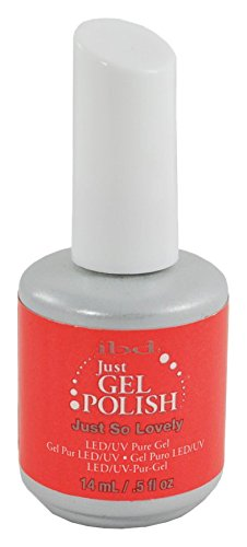 IBD Just Gel Nail Polish, Just so Lovely, 0.5 Fluid Ounce