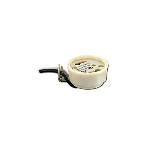 Satco Side Mount Bracket GU24 Electronic Socket Cap - 801862 ()