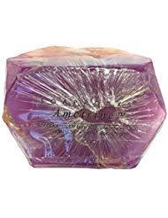 (Ametrine SoapRock by TS Pink, 6 oz. Decorative Glycerin Soap, Gemstone, Soap that looks like a Rock, Earth-Friendly)