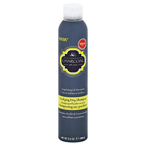 HASK PURIFYING DRY SHAMPOO CHARCOAL 6.5OZ