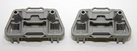 RegulatorFix Ford Focus Window Regulator Repair Clips (2) - Front Left (driver side) Pair - Window Regulator Repair
