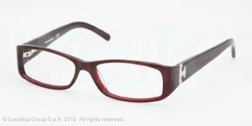 Tory Burch Ty2017 Eyeglasses 835 Ox Blood Demo Lens 53 14 - Tory Burch 2017 Eyeglasses