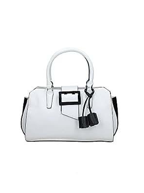 3efeae1489a Guess WN685605 Bolso de mano Mujer WHITE MULTI TU  Amazon.es  Zapatos y  complementos