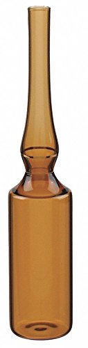 Type I Borosilicate Glass Amber Ampule 144PK