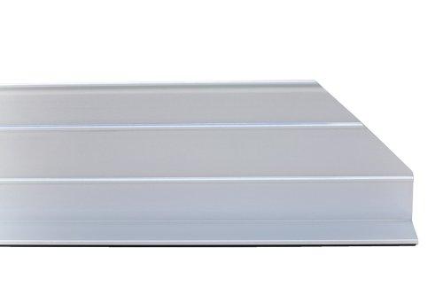 "18"" Magnetic Aluminum Marker Tray Photo #2"