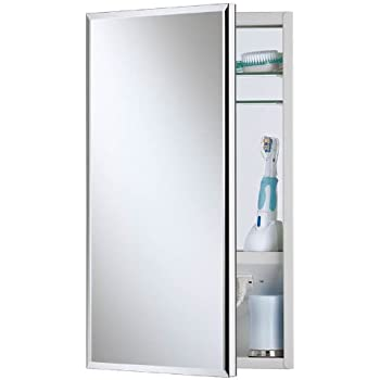Amazon Com Jensen 664 Illusion Medicine Cabinet With