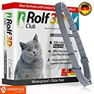 Rolf Club 3D Flea and Tick Collar for Cats