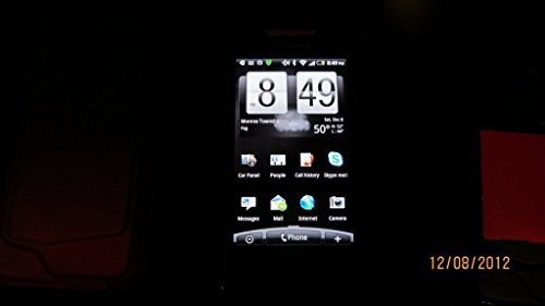 HTC DROID INCREDIBLE ADR 6300 3G Android Phone Black (Verizon Wireless)