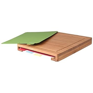 BergHOFF 5-Piece Chopping Board Set, One Size