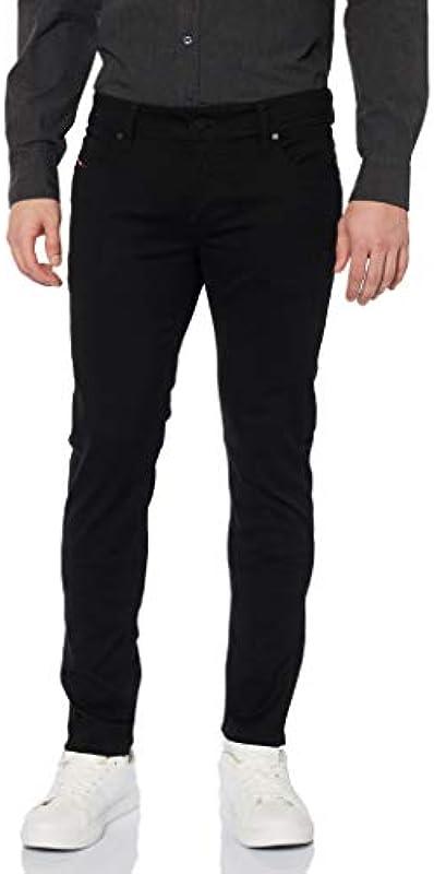 Diesel męskie dżinsy Sleenker 069EI Slim-Skinny: Odzież