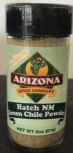 Green Chile Powder, Hatch NM Medium 2 oz
