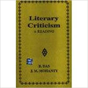 Literary Criticism: A Reading 1st Edition price comparison at Flipkart, Amazon, Crossword, Uread, Bookadda, Landmark, Homeshop18