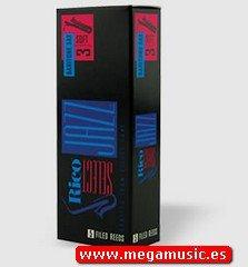 CAÑAS SAXOFON BARITONO - D´Addario Rico Select Jazz (Dureza 3 Suave) (Caja de 5 Unidades)