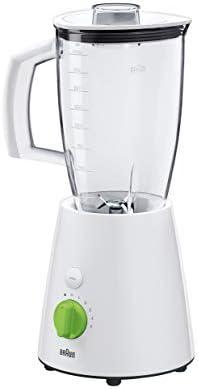 Braun JB3060 Jug Blender White