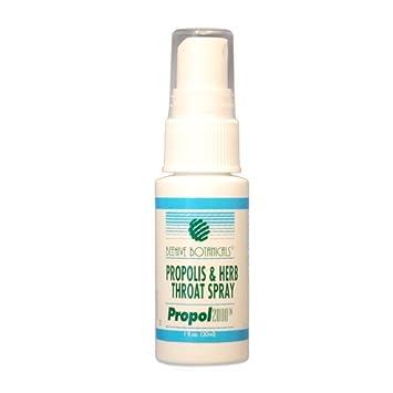 Amazon com : Beehive Botanicals Propolis Throat Spray-1 Oz