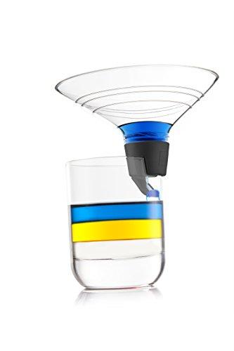 Vacu Vin 7861360 Cocktail Schichter