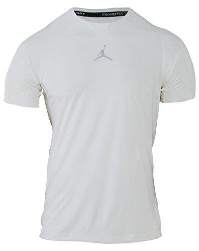 Jordan Stay Cool elasticizzati da uomo White