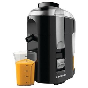 juice extractor black decker - 7