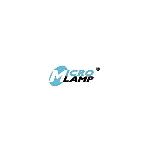 MicroLamp Projector Lamp for Optoma 4500 Hours, 190 Watt, SP.8TM01GC01 (4500 Hours, 190 Watt fit for Optoma Projector W305ST, GT760, X303ST, X305ST)